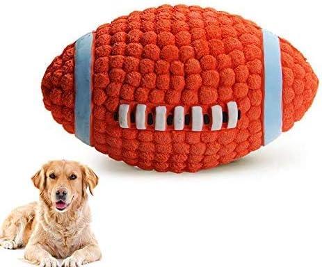 KOBWA Pelota de Juguete para Perro, Pelota de Goma interactiva para Perros de tamaño Grande, Juguetes para Masticar indestructibles, Juguetes de Limpieza de Dientes para masticadores agresivos: Amazon.es: Productos para mascotas