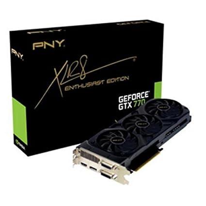 PNY GF770GTX2GEPB GeForce GTX 770 2 GB gddr5 Tarjeta de ...
