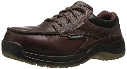Rambler Creek FS2700 Work Shoe, Brown, 8 3E US (Creek Oxford)