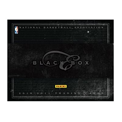 NBA 2010/11 Panini Elite Black Box Edition Hobby Box (1 Pack) by Panini