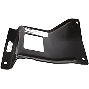 FORD F-SERIES SUPER DUTY PICKUP 05-07 FRONT BUMPER BRACKET RIGHT SIDE