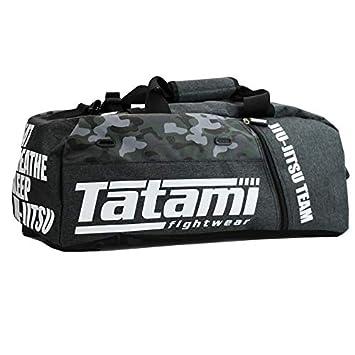 c238378d962f Tatami Fightwear Jiu-Jitsu Gi Gear Bag Large Duffle Bag Backpack  Multifunctional Design Carries All Your BJJ Clothing