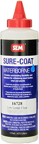SEM 16728 Low Luster Clear Sure-Coat - 1 Pint