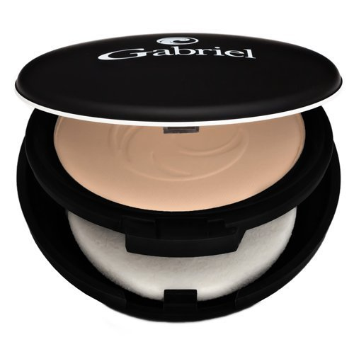 Gabriel Cosmetics, Foundation Light Beige, 0.32 Ounce ()