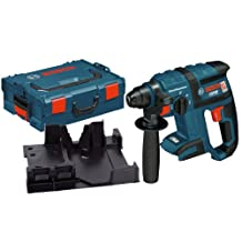 Bosch RHH181BL 18-volt Lithium-Ion Brushless 3/4-Inch SDS-Plus Rotary Hammer with L-BOXX-2 and Exact-Fit Tool Insert Tray