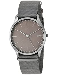 Skagen  Men's  SKW6366 Jorn Grey Nylon Watch