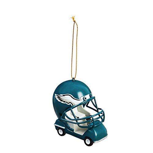 (Team Sports America Philadelphia Eagles Vintage Field Cart Team Ornament)