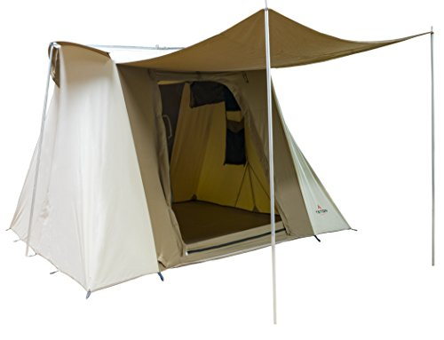 TETON Canvas Tent; All Tent; Designed for Family's Person
