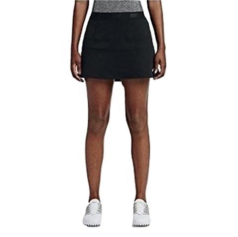 Women's Nike Dri-Fit Golf Ponte Skort Set, Size Medium - Black 803104 010