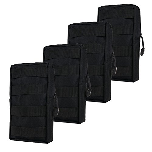 074ed3cdab62 MOLLE Pouches - Compact Water-resistant Multi-purpose Tactical - Import It  All