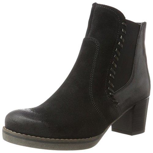 ara Florenz Black krepp Boots st 71 Women's Schwarz rrn7OUqx