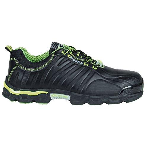 Cofra SBATT S3ESD SRC par de zapatos de seguridad talla 44verde