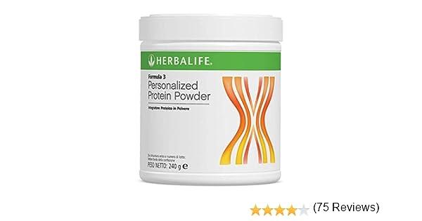 Polvo Proteinas Personalizada de Herbalife: Amazon.es: Salud y ...