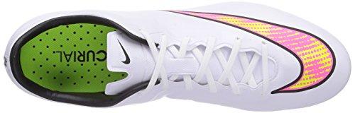Fg Veloce Mercurial Hyper Men's White Black Competition 170 Nike II Volt White Shoes Football Pink gtqRSd