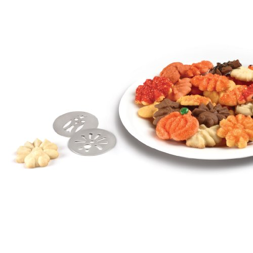 OXO Good Grips Cookie Press Autumn Disk Set