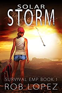 Solar Storm by Rob Lopez ebook deal