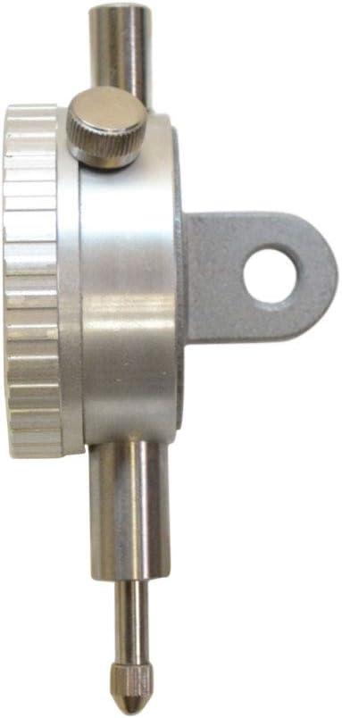 0.25 High Precision Dial Indicator .001 Graduation AGD 1 Travel Lug Back Gauge Gage