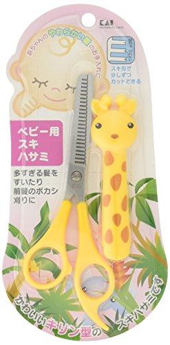 Thinning-scissors for babies hair KQ-0896 (Kai Hair Shears)