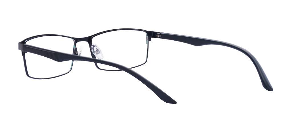 ALWAYSUV Kurzsichtigkeit Brille Myopia Brille im Business Stil Mit Dioptrien 1.0 bis 4.0