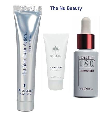 nu skin acne treatment
