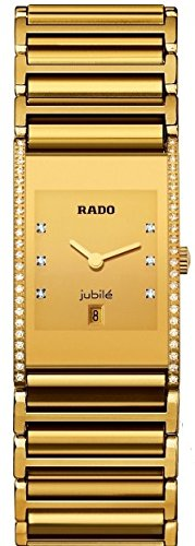 (Rado Integral Jubile Women's Quartz Watch)