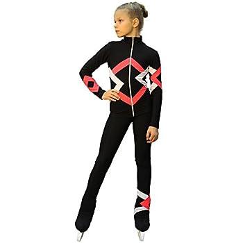 Amazon.com: icedress patinaje artístico de traje – térmico ...