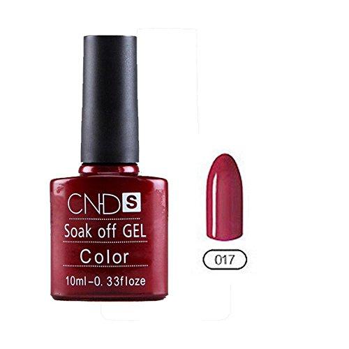 FTXJ 10ML Nail Gel Polish UV&LED Shining Long Lasting Soak Off Nail Art Polish