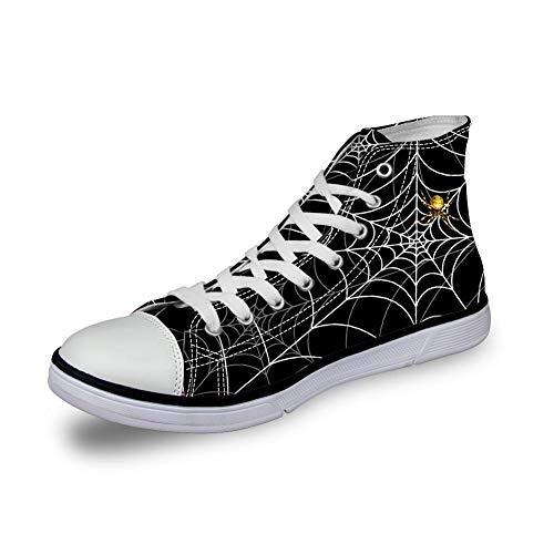 時代遅れ世界ちらつきThiKin スニーカー ブラック メンズ 個性的 3Dプリント カジュアル 靴 シューズ 動物柄 人気 軽量 通気 おしゃれ ファッション 通勤 通学 プレゼント レディーズ