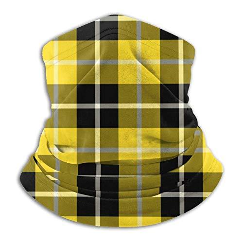 BGDFN Sport Face Shield, Barclay Clan Dress Tartan Neck Balaclava, Sombreros multifuncionales de moda para protección UV…