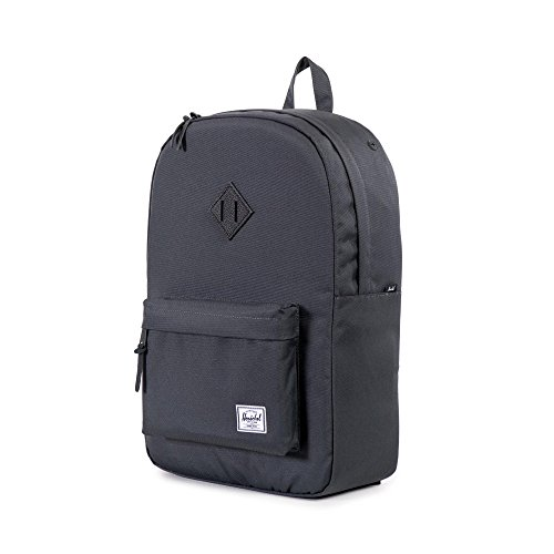 OS Supply 00920 Herschel 10007 Dark Black Dark 23 Shadow Daypack Black Shadow SS16 Casual Liters Company 7qPdqU
