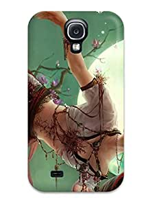 High-quality Durable Protection Case For Galaxy S4(fantasy Girl 30)