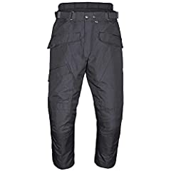 """This is a pair of fully waterproof Motorcycle OVER PANTS. Thigh length zipper on the sides allow easy, simple on and off even when you keep your boots on. 8"""" jacket integration zipper. Articulated seat for comfort. CE-rated armor in the hips ..."""