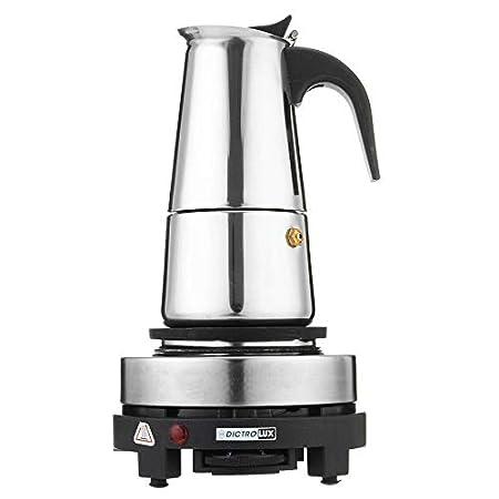 TOOGOO 300 Ml de Olla de Café Espresso PortáTil Olla Moka de ...