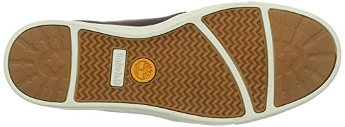 Timberland Newmarket FTB_Fulk LP Mid - zapatillas deportivas altas de cuero hombre marrón - marrón