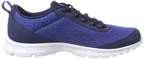 Hommes Pour 3 Navy Acid Blu Speedlux 0 Blue Chaussures White Pewter Reebok collegiate Course De BqxZnaI