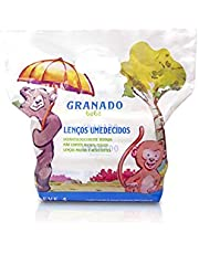 Kit Lenço Bebe L4P3, 200 folhas, Granado