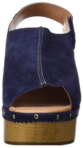WEEKEND BY PEDRO MIRALLES Women's 17308 Clogs Blue (Marino) A4Rv3V