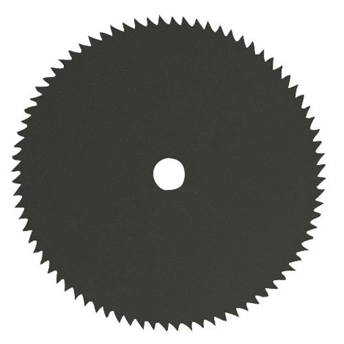 Disc Steel 80 Teeth For Brushcutters Mm 250 Gardening Machines PAPILLON