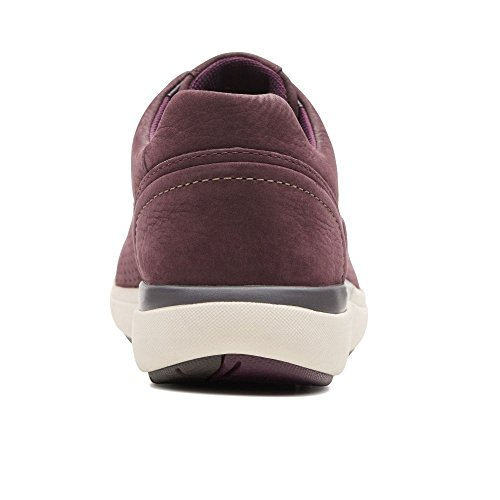 Un Donna Purple Clarks Lace Cruise Derby Scarpe Stringate 7qwUfFq