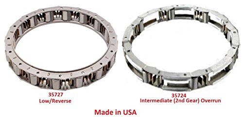One-Way Roller-Clutch Sprag Bearings, Intermediate & Low/Reverse, TH350 TH-350/350C
