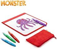 Osmo - Monster - Ages 5-10 - Bring Real-life Drawings to Life - For iPad or Fire Tablet (Osmo Base Required - Amazon Exclusi