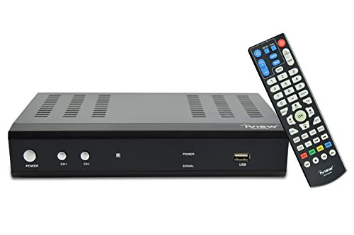 IVIEW-3500STBII Digital Converter Box