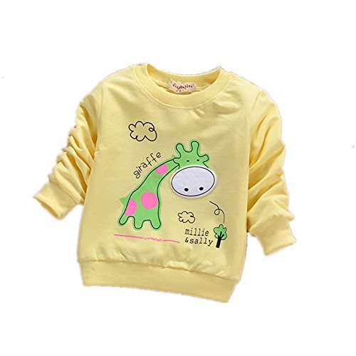 ftsucq-little-girls-long-sleeve-cartoon-giraffe-pattern-hoodies-sweatshirtsyellow-l