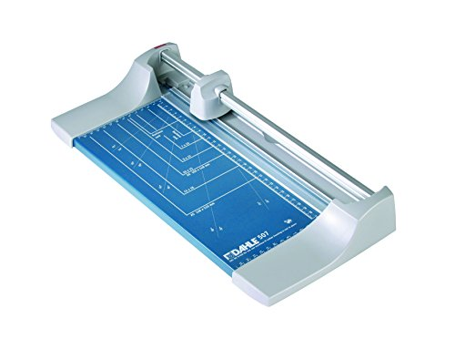 Dahle Personal Rolling Paper Trimmer 12-1/2 in. Cutting Length - Dahle 507