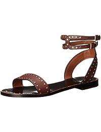 Women's Stud Flat Sandal
