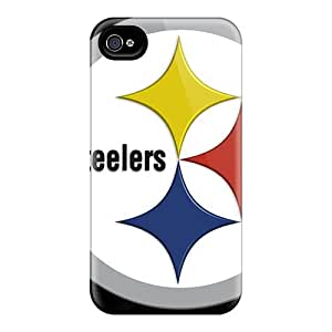 (RAy3157ihCS)durable Protection Case Cover For Iphone 4/4s(pittsburgh Steelers)