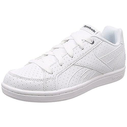 Reebok Baskets Pour Fille Blanc Blanc