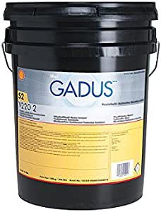 SHELL GADUS S2 V220 2 HIGH PERFORMANCE MULTIPURPOSE EXTREME PRESSURE GREASE 400GM