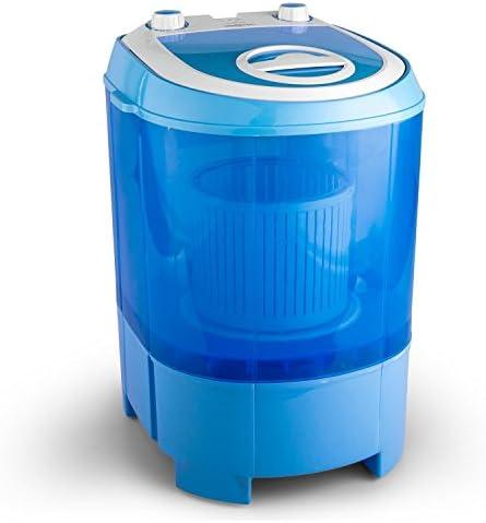 Oneconcept SG003 Camp Edition - Mini-Lavadora y centrifugadora ...