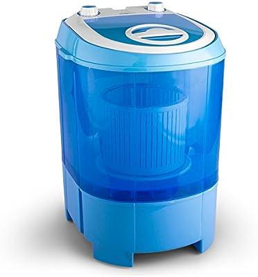 OneConcept Sg003 - Lavadora (Portátil, Carga superior, Azul ...